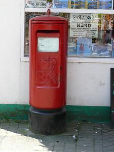 PL13 134 - Looe, Post Office 090605