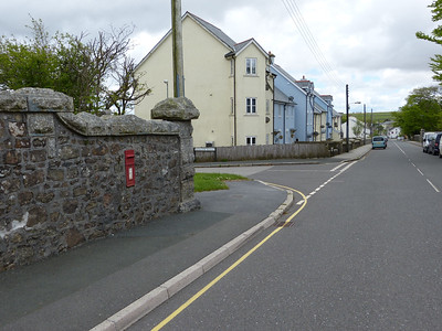 PL20 536 - Princetown, Tavistock Road 140513 [location]