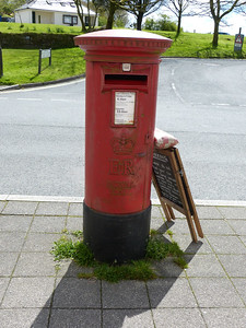 PL20 711 - Princetown PO, Tavistock Road 140513