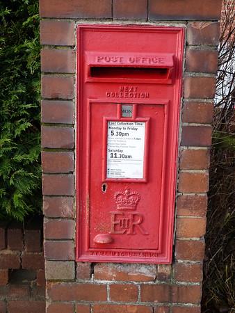 PR25 350 - Leyland, Wheelton Lane 140119