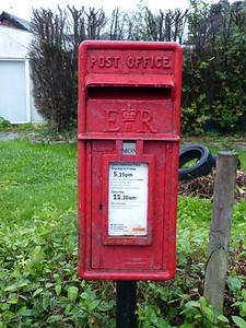 PR25 255 - Faringdon, Stanley Road  Stanifield Lane 130915
