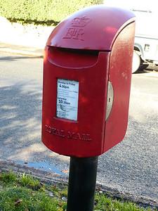 PR5 338 - Walton-le-Dale, Church Brow  Knot Lane 131110