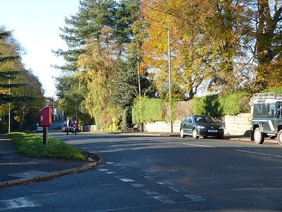 PR5 338 - Walton-le-Dale, Church Brow  Knot Lane 131110 [location]