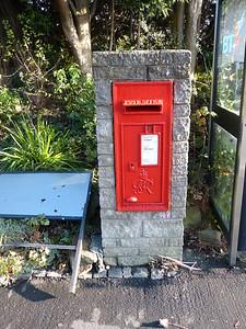 PR5 374 - Samlesbury, St James Terrace [opp  Nabs Head] 141109