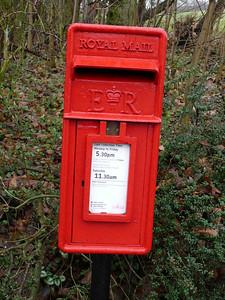 PR6 19 - Chorley, 108 Cowling Brow 110101