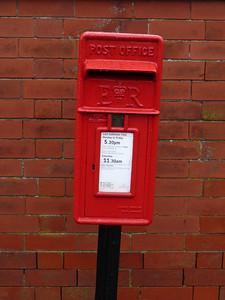 PR6 64 - Chorley, St James Street 110101