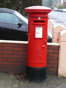 PR6 20 - Whittle-le-Woods, Preston Road  Mill Lane 110101