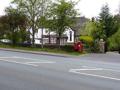 SK12 288 - Disley, Buxton Road  Alders Road 150517 [location]