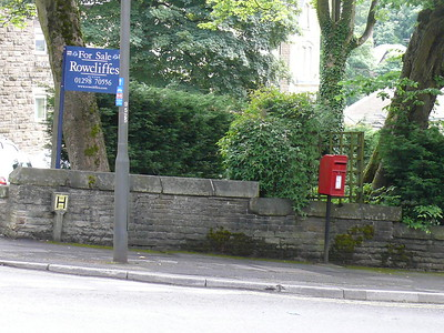 SK17 4 - Buxton, Manchester Road  Devonshire Road 090709 [location]