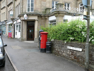SK17 999 - Buxton, The Quadrant 090709 [location]