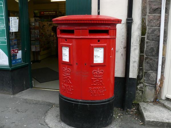 SK17 22 - Buxton, Higher Buxton Post Office, High Street 090709