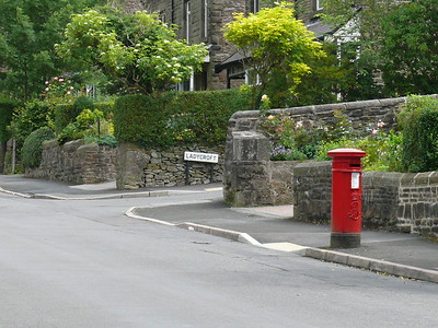 SK17 67 - Buxton, Brownedge Road  Ladycroft 090709 [location]