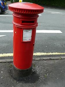 SK17 12 - Buxton, Bath Road 090709