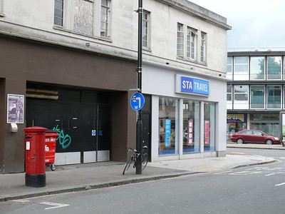 SO14 148 - Southampton, Civic Centre Road 090608 [location]