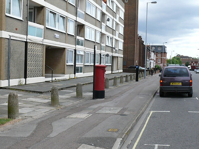 SO14 61 - Southampton, Bernard Street 090608 [location]