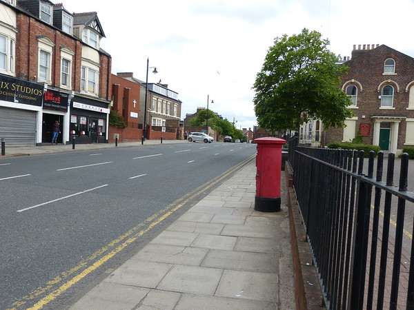 SR2 30 - Sunderland, Stockton Road nr Argyle Street 150617 [location]