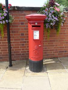 SY1 17 - Shrewsbury, Quarry Gates, Claremont Bank 140723