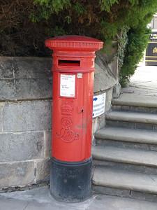 SY1 178 - Shrewsbury, Castle Gates 140723