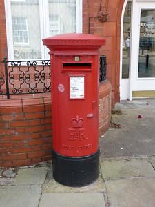 SY1 11 - Shrewsbury, Murivance 140723