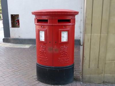 SY1 552 - Shrewsbury, St Mary's Street, Pride Hill 140723