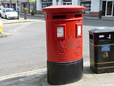 SY1 27 - Shrewsbury, Bell Tone  St John's Hill 140723