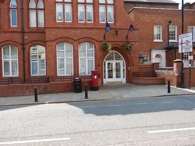 SY1 11 - Shrewsbury, Murivance 140723 [location]