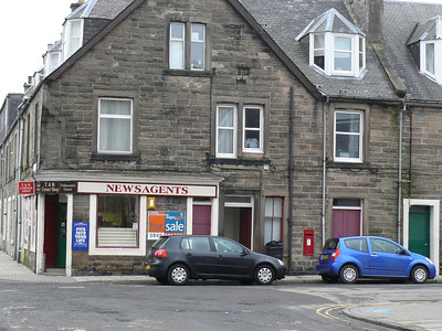 TD9 5 - Hawick, 1 Noble Place 110220 [location]