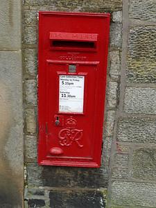 TD9 12 - Hawick, Wellogate Place  Wellogate Brae 110220
