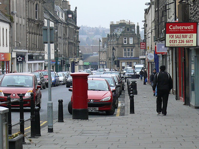 TD9 3 - Hawick, High Street 110220 [location]