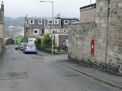 TD9 6 - Hawick - Dalkeith Place  Twirlees Road 110220 [location]