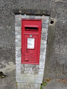 TQ6 156 - Dartmouth, Warfleet Road  Weeke Hill, South Town 140511