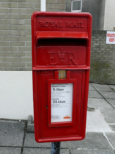TR1 128 - Truro, Kenwyn Street Post Office 090609