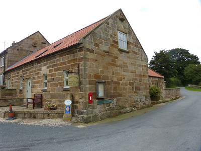 TS13 487 - Staithes, Dale House 150907 [location]