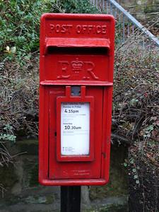 WA6 99 - Frodsham, Church Street  Red Lane 101118