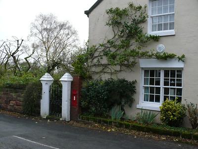 WA6 84 - Helsby, Alvanley House, Alvanley Road 101118 [location]