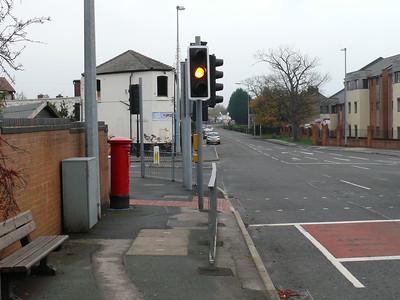 WA6 60 - Helsby, Chester Road  Britannia Road 101118 [location]