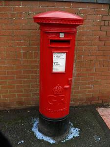 WA6 60 - Helsby, Chester Road  Britannia Road 101118