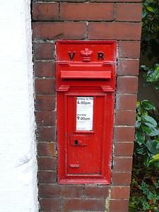 WA6 84 - Helsby, Alvanley House, Alvanley Road 101118