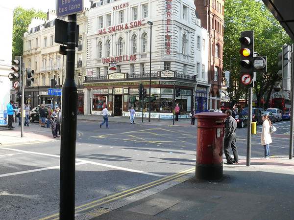 WC1 6 - Bloomsbury Street  New Oxford Street 090910 [location]