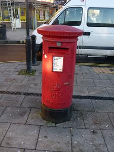 WN1 110 - Wigan, King Street  Rodney Street 121205