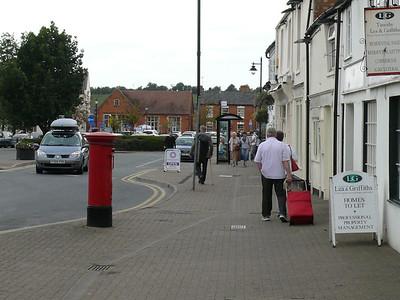 WR11 193 - Evesham, Merstow Green 110726 [location]