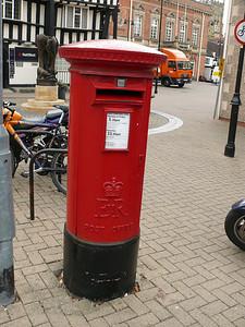 WR11 2 - Evesham, Market Place 110726