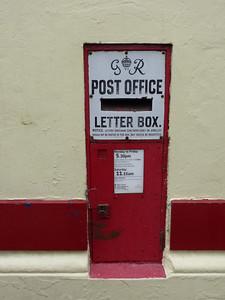 WR8 399 - Upton-on-Severn PO, Old Street 130324