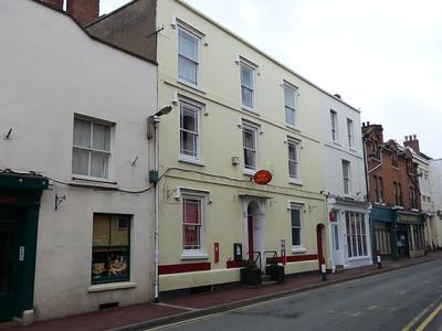 WR8 399 - Upton-on-Severn PO, Old Street 130324 [location]