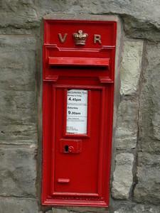 WV16 118 - Bridgnorth, Severn Valley Railway Station 110719