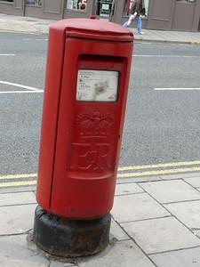 YO11 1 - Scarborough, Clifton Street  Castle Road 110810