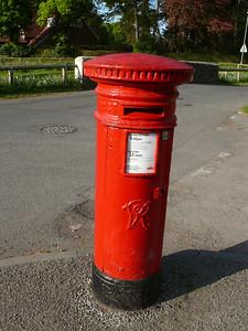 YO13 45 - Scalby, Scalby Carr Lane  Church Lane 110502