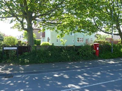 YO14 113 - Filey, Wharfedale  Muston Road 110502 [location]