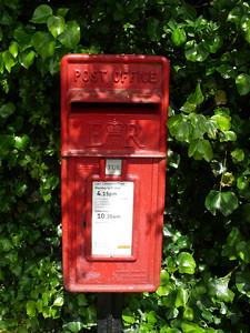 YO14 128 - Reighton, Reighton Road  Church Hill 110502