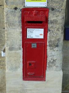 YO17 3 - Malton, Railway Station 110426